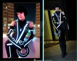 Quorra - Tron Legacy by Annisse