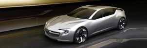 Opel Flextreme GT/E by jovco111