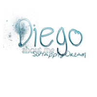 About Me (Diego) by SoHappilyDream