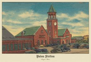 Union Station by ironman8855