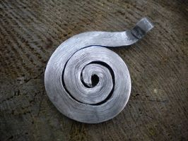 Blacksmith's amulet by hellize