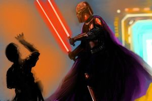 Darth Mandolor by DarthMater
