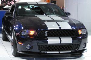 Shelby Mustang by mehheidi
