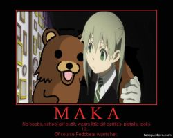 Maka by DarknessReaper424