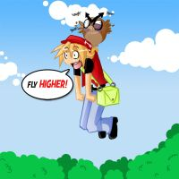 pkmn: fly higher by Muu-cow