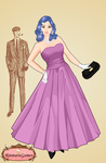 Sonette - 50's fashion by MilesPrower2011