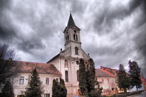 Church HDR by andreiciungan