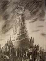 babel tower PoP3 by toto777