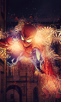 Spider-Man Tag by GFX-3ngine