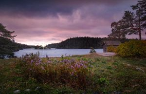 Sunset... _3_ by my-shots