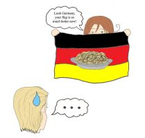 Germany's New Flag by Shads-Pics