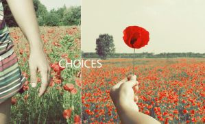 .Choices by tgphotographer