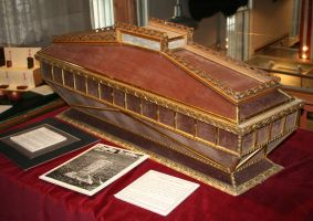 Gallatin Museum 68 Coffin by Falln-Stock
