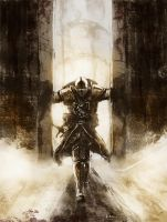 Dark Souls Knight 10 by Nero-tbs