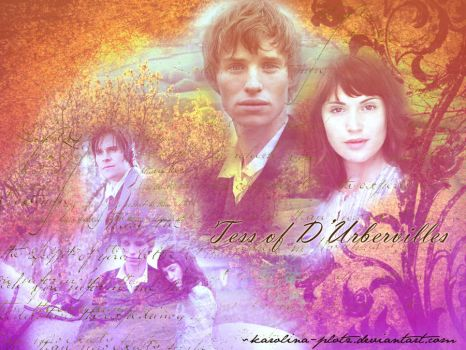 Tess of D'Urbervilles by Karolina-Plotz