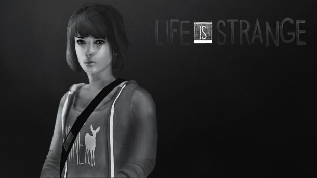 Life is Strange - Max by tomasdziak