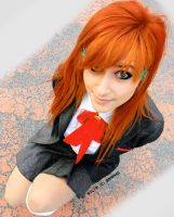 """Orihime"" by Bleach Cosplay 2 by Sylya"