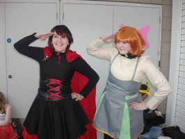 October London MCM Expo 2014 37 (Saturday) by Miku-Nyan02