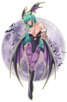 morrigan by Bizcuit