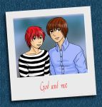 God and Me by Threshie