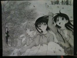 School rumble by Mariogtz17