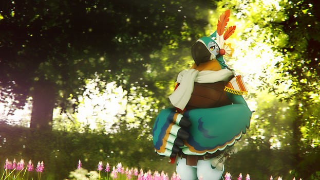 Kass by MelodyCloud14