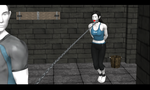 Damsel of the day: Wii Fit Trainer by VideoGameBondage