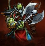 Varok Saurfang by ncrow