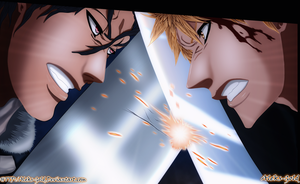 Ichigo vs Ginjo by Aleks-Gold