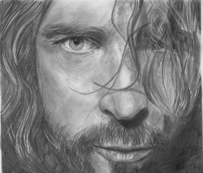 Chris Cornell, You Will Be Missed by hsr62