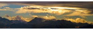 Alps and snow by Francy-93