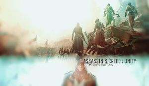 Assassin's Creed : Unity by X-BLACKEMOSLADER-X