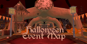 Halloween Event Map for Feral Heart by KI-Cortana
