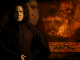 Severus Snape II by cost1977