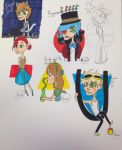 The Poptropica Circus by NiceFoxPop