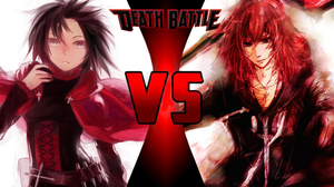 Riful of the West vs. Ruby Rose - Prelude by hakuxtemari on DeviantArt