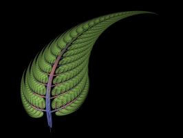 Full Fern Frond by Gibson125