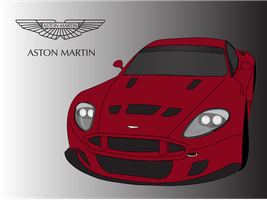Aston Martin DBRS9 by buttervlieg