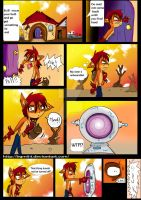 crash comic page 1 by Bgm94