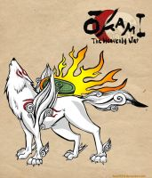 THW: Amaterasu by bean93