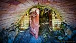Decaying Lime Kiln by TheUniphotoghrpher