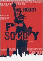 Mr_Robot by shrimpy99