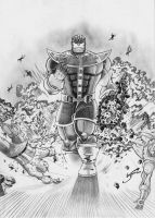 Thanos vs....... forget it. by VSales