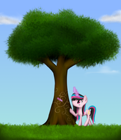 Tree Mutilation by Ariah101