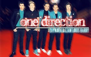 One Direction Wallpaper #12 by MeganL125
