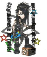 .:Chibi Ashley Purdy:. by KymmieCup