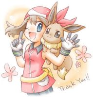 May and Evee by Emperor1580
