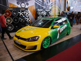 VW Golf 7 GTI by RSPix