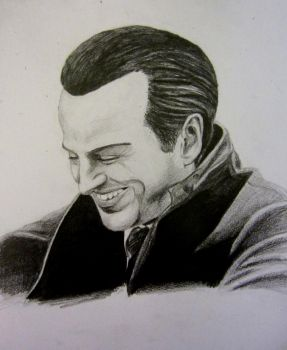 Moriarty by Xedotic