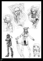 PencilSketches03 by februaryan